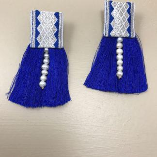 Mado Long Earrings
