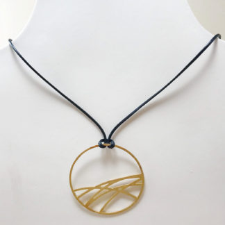 Waves Pendant