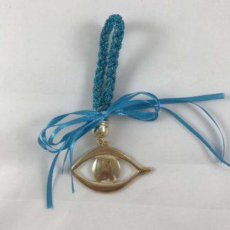 Blue Mati Charm